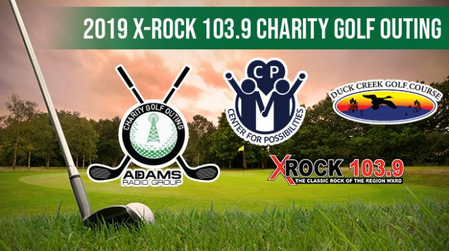 2019 X-Rock 103.9 Charity Golf Outing