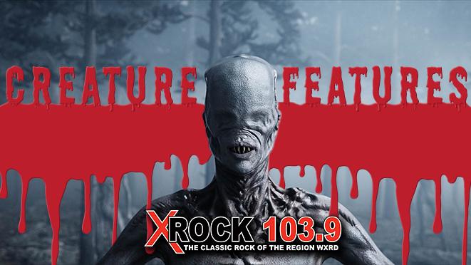 Creature Features X-Rock 103.9