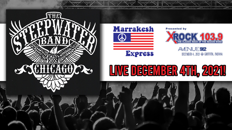 A Night at the Crossroads – The Steepwater Band with Marrakesh Express