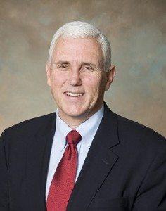 (Photo courtesy Indiana Governor's Office)