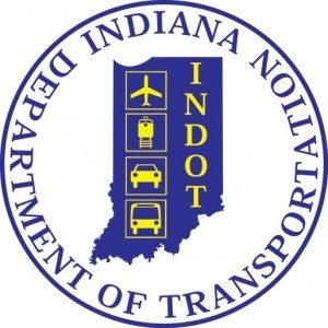 Photo Provided by the Indiana Department of Transportation.
