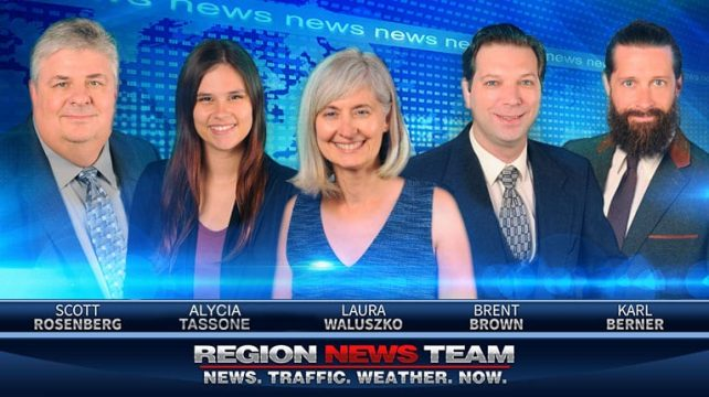 Your Region.  Your Region News Team.