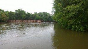 Photo of US-41 Kankakee River Bridge Provided by Jay Stevens.
