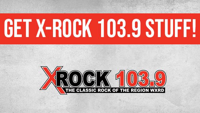 Get X-Rock 103.9 Stuff!