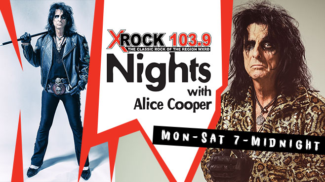 Nights with Alice Cooper